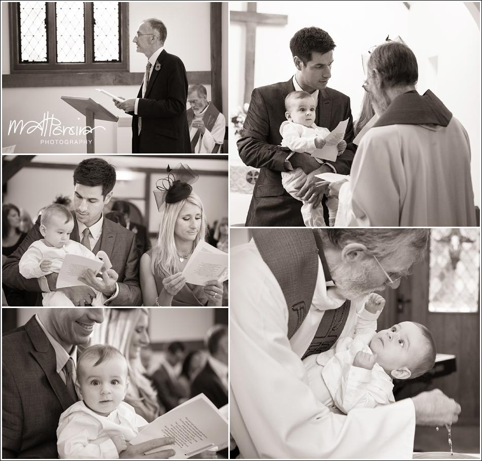 Christening Photography Surrey